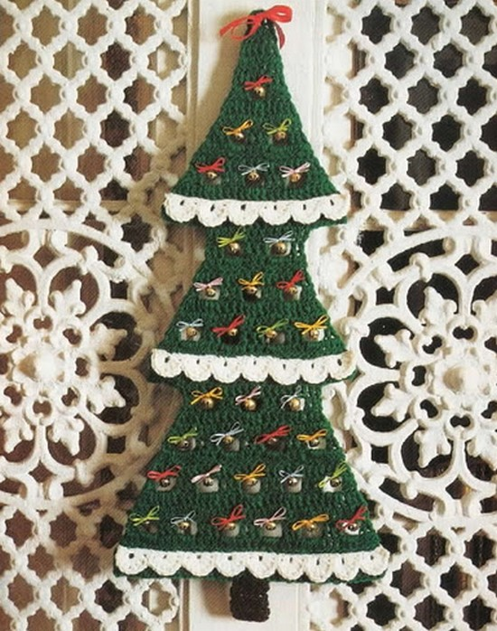 Reader Request Christmas Tree Wall Hanging Free Patterns To