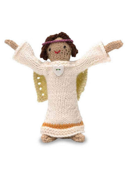 angels to knit � 22 free patterns � grandmothers pattern book
