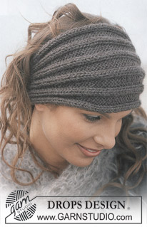 Jumpers For Dogs Knitting Patterns : Quick and Warm   Ski Bands and Headbands to Knit   24 free patterns   Grandmo...