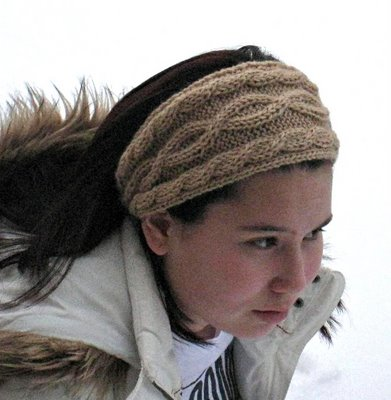 Quick And Warm Ski Bands And Headbands To Knit 24 Free Patterns
