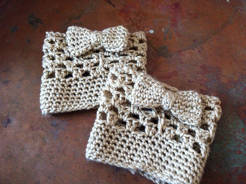 Crochet Boot Cuffs and Toppers ? 19 free patterns ...