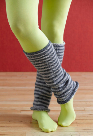Loom Knitting Pattern For Leg Warmers : Knit Leg Warmers   23 free patterns   Grandmothers Pattern Book