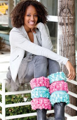 Free Crochet Patterns For Boot Covers : Crochet Boot Cuffs and Toppers ? 19 free patterns ...