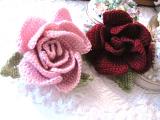 Lovely Roses to Crochet ? 26 free patterns ? Grandmothers ...