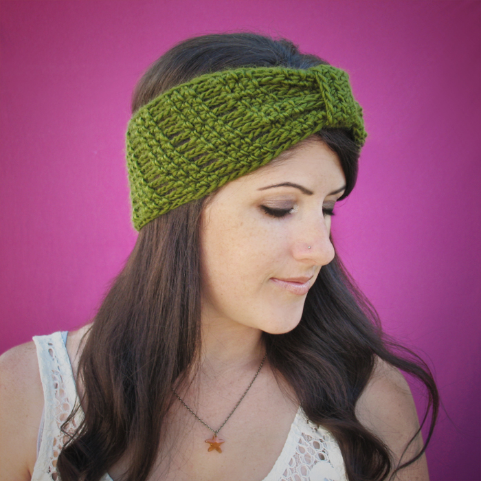 Quick And Warm Ski Bands And Headbands To Crochet 24
