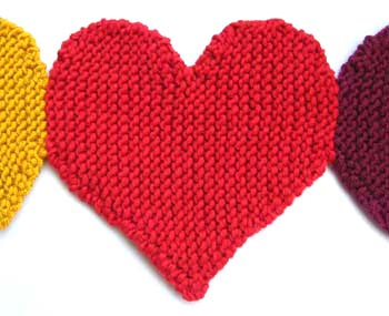 Hearts to Knit   26 free patterns   Grandmothers Pattern Book