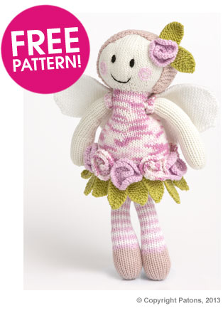 Roses – to knit – 35 free patterns | Grandmother's Pattern Book