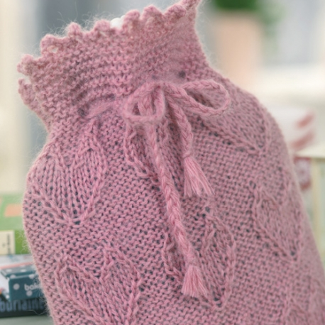 Knitting Patterns For Hot Water Bottle Covers : Hot Water Bottle Cozies to Knit   26 free patterns ...