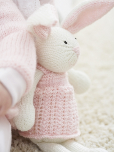 Knit Patterns Infinity Scarf : More Bunnies to Knit   19 free patterns   Grandmothers Pattern Book