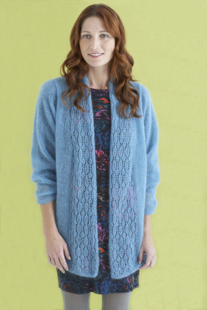 Free Knitting Patterns For Spring Sweaters : The Prettiest Spring Sweaters to Knit   19 to choose from   free patterns   G...