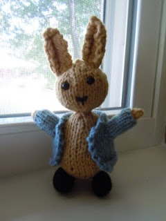 Knitting Pattern Peter Rabbit : More Bunnies to Knit   19 free patterns   Grandmothers Pattern Book