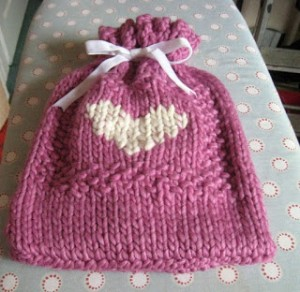 Hot Water Bottle Cozies To Knit 26 Free Patterns