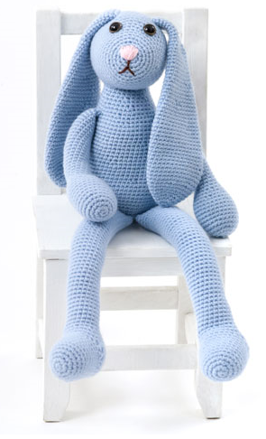 Free Crochet Pattern For Bunny : Bunnies to crochet ? 22 free patterns ? Grandmothers ...