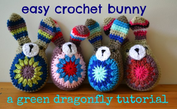 More Bunnies to Crochet – 22 free patterns – Grandmother\'s Pattern ...