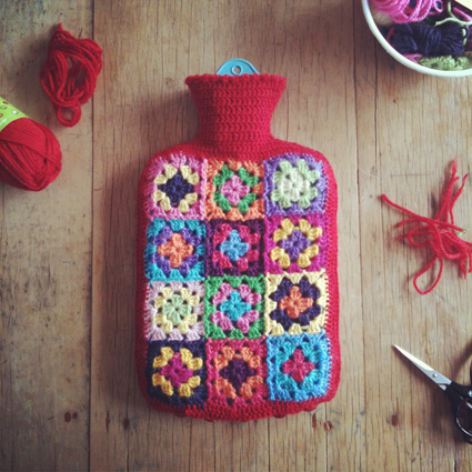 Hot Water Bottle Cozies To Crochet 14 Free Patterns