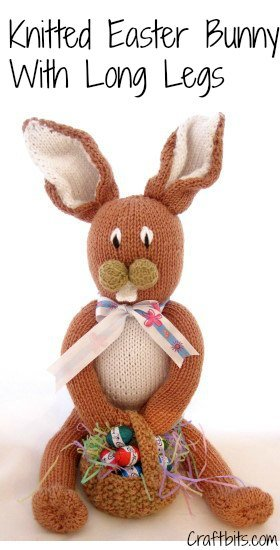 Bunnies To Knit 26 Free Patterns Grandmothers Pattern Book