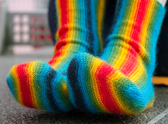 More Rainbows To Knit 25 Free Patterns Grandmother S