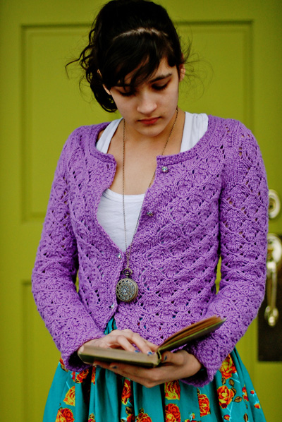 Free Knitting Patterns For Spring Sweaters : More of the Prettiest Sweaters to knit for Spring   19 free patterns   Grandm...