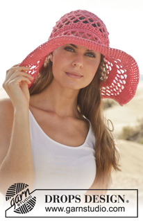 Free Crochet Patterns For Ladies Summer Hats : Crochet a Sun Hat for Spring and Summer ? 29 free patterns ...