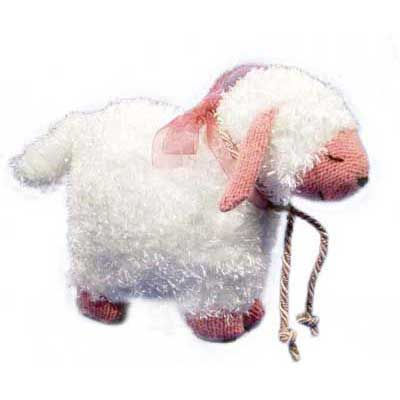 More Lambs To Knit 22 Free Patterns Grandmothers Pattern Book