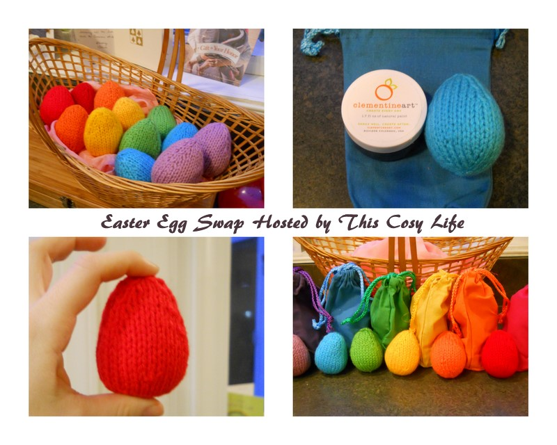 Knitting Easter Eggs : Knit easter eggs free patterns grandmother s