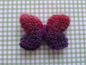 Butterfly Knitting Pattern : More Butterfly Patterns to Knit for Spring   9 free patterns   Grandmother