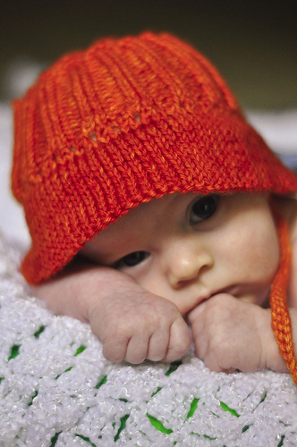 Free Knitting Pattern Baby Brimmed Hat : Knit a Sun Hat for Spring and Summer   15 free patterns   Grandmothers P...