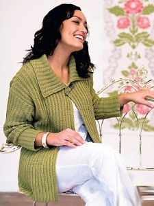 Knitting Patterns For Plus Size Sweaters : More of the Prettiest Sweaters to knit for Spring   19 ...