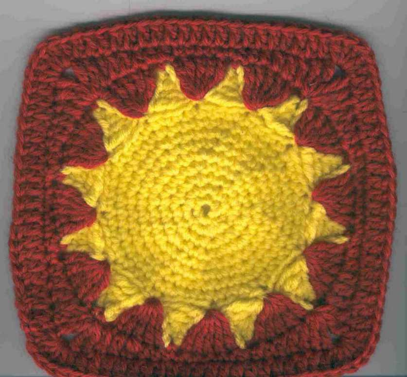 Crochet Some Sunshine 38 Free Patterns Grandmother S