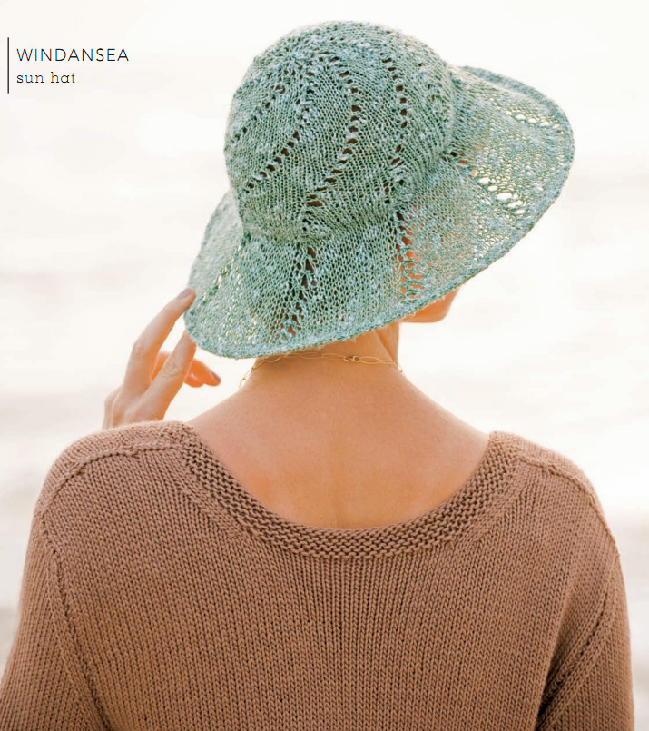 Knit a Sun Hat for Spring and Summer ? 15 free patterns ...