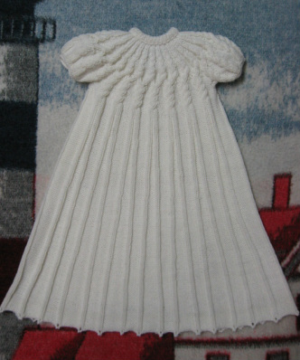 Christening Sets To Knit For Baby 11 Free Patterns Grandmothers