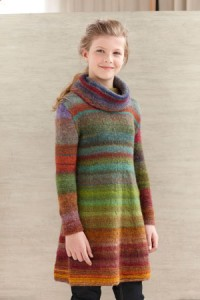 Free Knitting Patterns For Teenage Sweaters : Reader Request   Dresses to Knit and Crochet for Girls Age 6+   13 free patte...