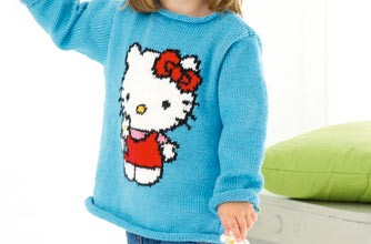 Knitting Pattern Hello Kitty : Cats In Your Wardrobe   free patterns to knit and crochet   Grandmothers...