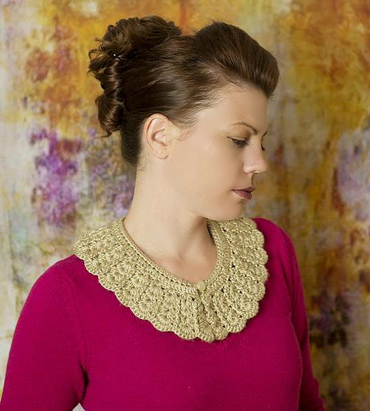 More pretty collars to crochet free patterns grandmothers 2 vintage crochet collar dt1010fo