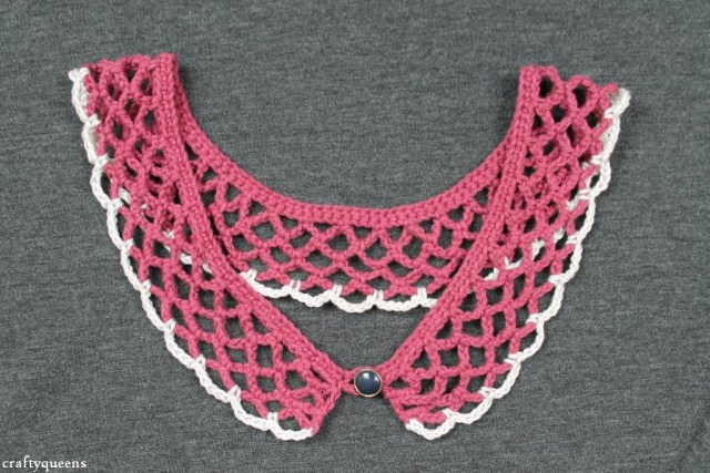 More Pretty Collars to Crochet ? free patterns ...