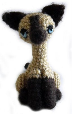 More Cats to Crochet 33 free patterns Grandmothers ...