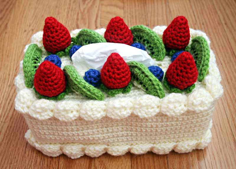 Strawberry Patterns To Crochet Free Grandmothers Pattern Book