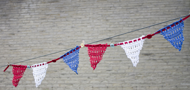 Red White And Blue Summer Knitting Free Patterns Grandmothers