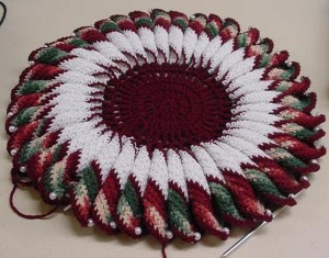 New More Christmas Doilies To Crochet 18 Free Patterns