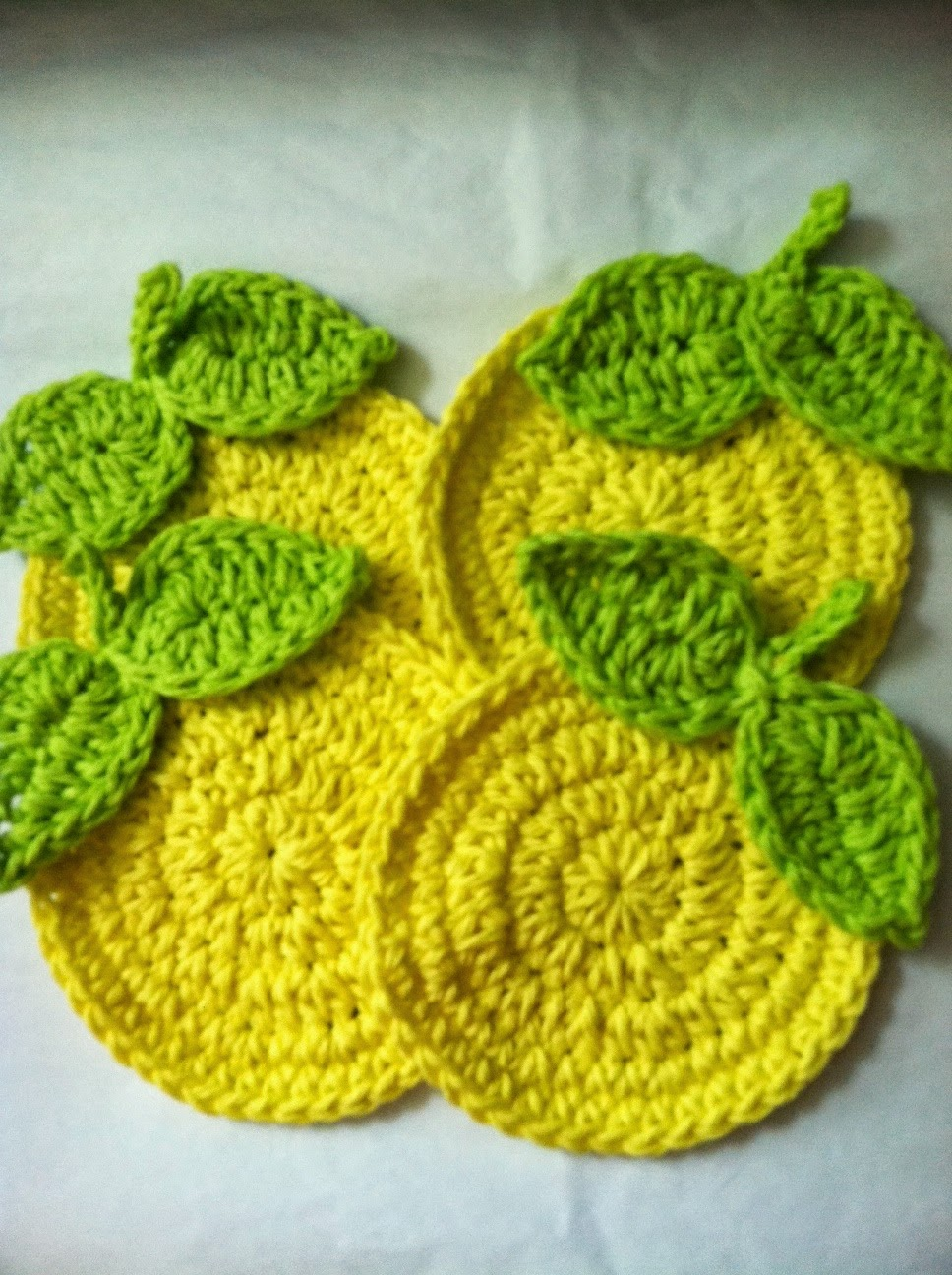 More Summertime Citrus Patterns to Crochet ? free ...