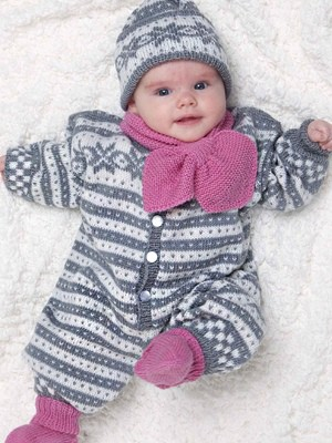 Knitting Patterns European Free : Knitting for baby   Grandmothers Pattern Book