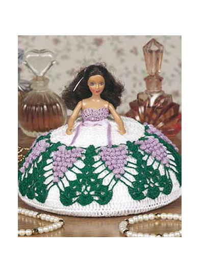 More Bed Dolls and Music Box Dolls to Crochet free ...