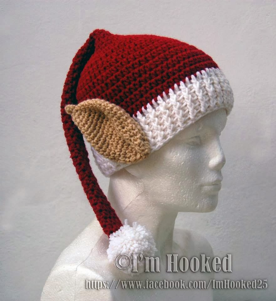 Child Elf Hat Crochet Pattern : Crochet for Baby s First Christmas ? free patterns ...