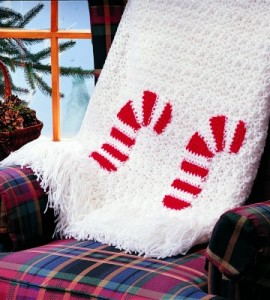 Woven Scotch Plaid Afghan Pattern | Crochet Patterns