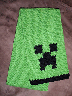Minecraft! ? free patterns to knit and crochet ...