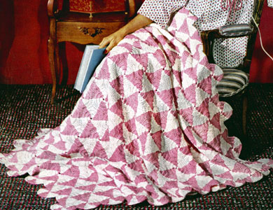 Crochet Pattern For Peppermint Afghan : More Christmas Afghans to Crochet ? 17 free patterns ...
