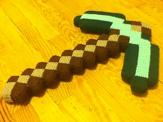 Minecraft Free Patterns To Knit And Crochet