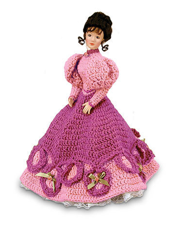 More Bed Dolls And Music Box Dolls To Crochet Free Patterns