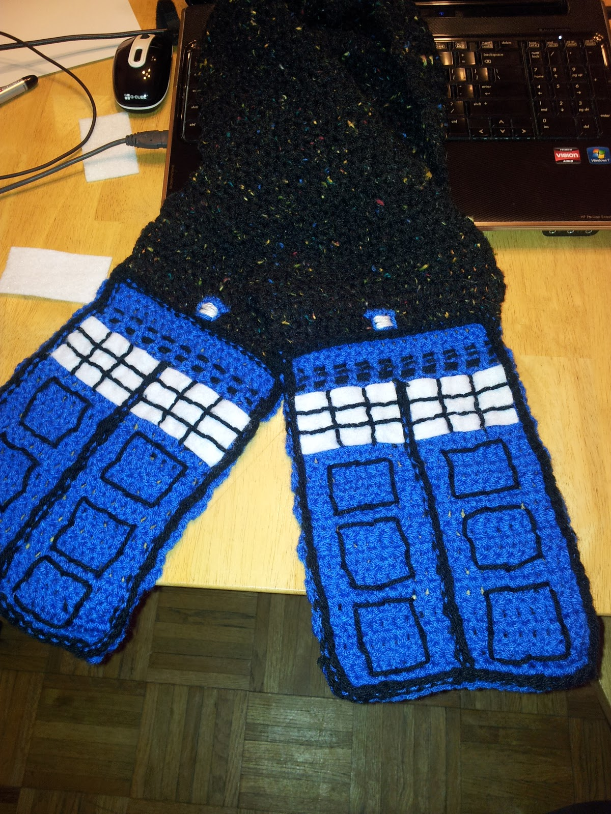 Dr Who Crochet Free Patterns Grandmother S Pattern Book