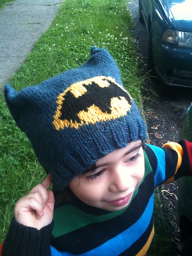 Knit Superheroes   free patterns   Grandmothers Pattern Book